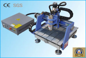 Mini CNC Router Machine for Engraving&Cutting (XE4040/XE6090) pictures & photos