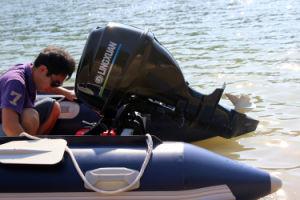 Outboard Motor Boat Motor Four Stroke