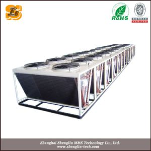 High Efficient Cooling System Air Cooled Dry Cooler pictures & photos