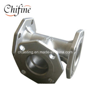 China Custom Precision Steel Valve Spare Parts pictures & photos