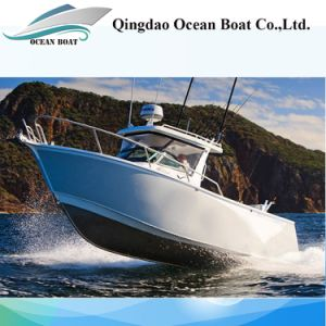 21FT 6.25m Aluminum Fishing Boat with Hardtop pictures & photos