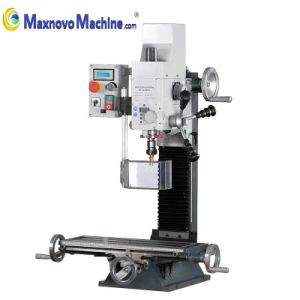 Variable Speed Metal Mini Drilling Milling Machine (mm-BF20Vario) pictures & photos