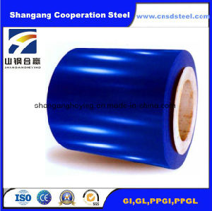 Contrustion Material Pre-Painted Steel/Galvanized Steel/PPGI Steel Sheet with Soft pictures & photos