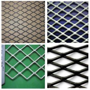 Electric Galvanized Expanded Metal Mesh pictures & photos