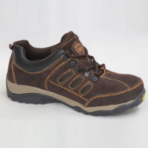 Sport Safety Shoes (Leather) pictures & photos