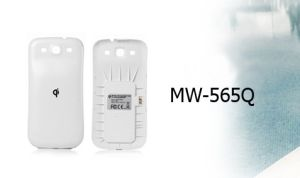 8000mAh Power Bank Portable Wireless Charger pictures & photos