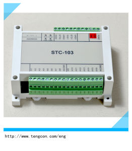 16analog Input Remote Controller RS485/RS232 Modbus RTU pictures & photos