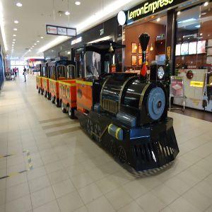 Mini Electric Train (SPL25) pictures & photos