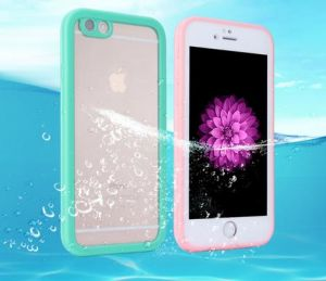 2017 Hot Selling TPU+PC Waterproof Phone Case for iPhone 7 pictures & photos