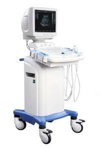 Med-B-Ss-300 Trolley Digital 3D Ultrasound Scanner (3D Optional) pictures & photos