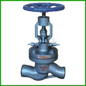 Weld Type Water Seal Globe Valve-J61h pictures & photos
