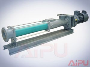 Aipu Solids Control for Mud Cleaning System Screw Pump