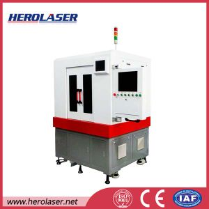 Best Design Low Consumption Fiber Source Laser Cutting Machine for Precious Metal pictures & photos