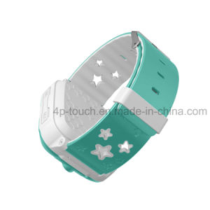 3G WCDMA WiFi Kids GPS Tracker Watch with Camera (Y20) pictures & photos