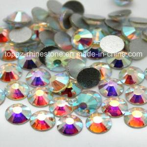 Ss4-Ss34 Crystal Rhinestone Flatback Crystal Rhinestone Crystal Ab pictures & photos