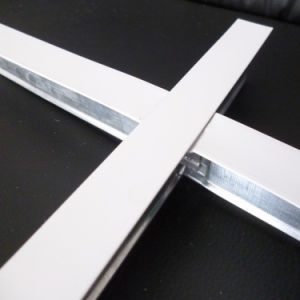 Flat White Exposed Ceiling Grid Accessories (SGS Manufacturer) pictures & photos