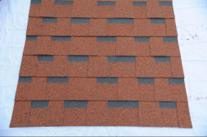 Double Layer Asphalt Roof Tiles