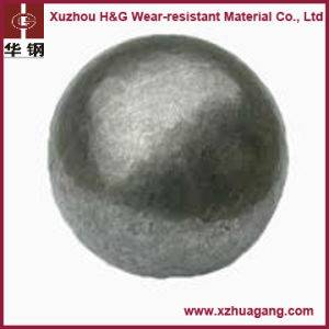 Heat Treatment and Oil Quenching Chrome Grinding Balls