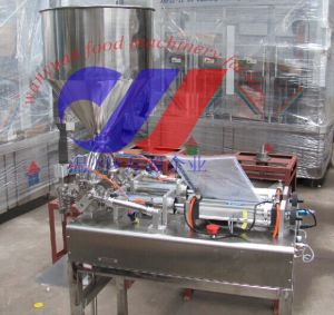Semi-Automatic Double Heads Filling Machine pictures & photos
