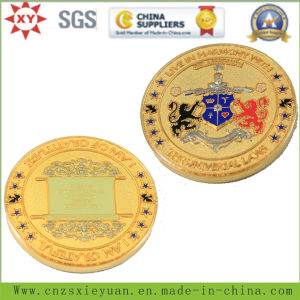 3D Custom Copper Army Challenge Coin pictures & photos