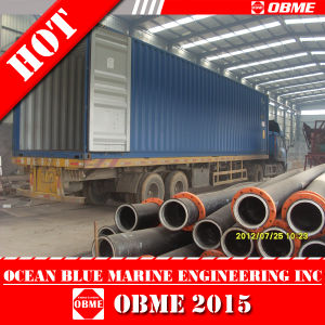 China HDPE Dredger Pipe / Tube with High Quality