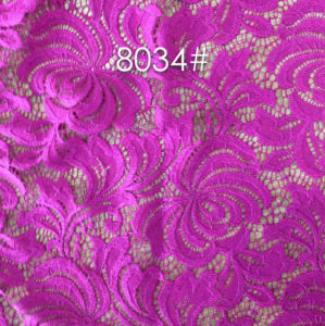 New Fashion Lace Fabric for Garment Accessory pictures & photos