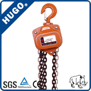 Construction Material Kito Chain Hoist Winch pictures & photos