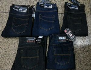 Stock 100%Cotton Men Jeans (JF2014-501)