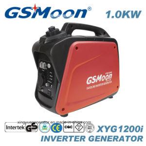 1.0kVA 4-Stroke Portable Gasoline Inverter Generator pictures & photos