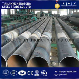 SSAW Steel Pipe Spiral Steel Tube Saw pictures & photos