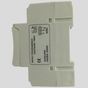 DIN-Rail Weekly Programmable Electronic Digital Timer (AHC15A) pictures & photos