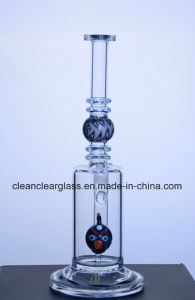 High Quality Glass Water Pipe Smoking Pipe Factory Wholesale pictures & photos