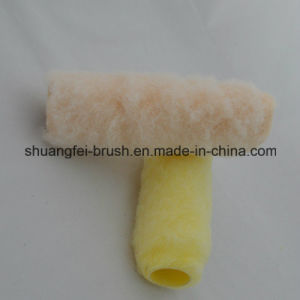 "9"" Cheap Higt Pile Polyester Paint Roller with 38mm PP Core for All Painting pictures & photos"