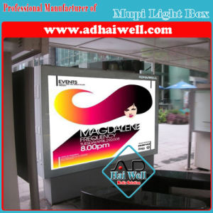 Bus Stop Shelter Mupi Light Box pictures & photos