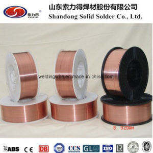 Ce, TUV Approved, 15kg D270 Black Spool Er70s-6 Welding Wire pictures & photos