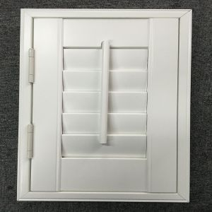 Popular Modern Home Furniture Window Plantation Shutter Components pictures & photos