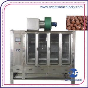 Automatic Chocolate Coating Machine Small Chocolate Glaze Enrobing Machine pictures & photos