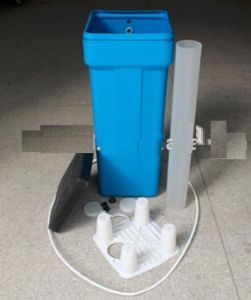 Square Type Brine Salt Tank for RO Water Purification System pictures & photos
