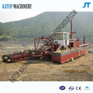 Gold Dredger for River Sand Gold Gold Dredger for Sale pictures & photos