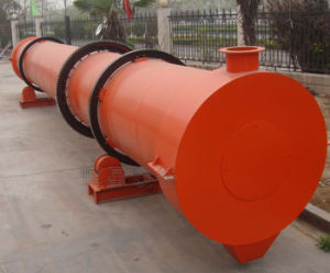 Rotary Dryer D1.5*12 with Large Capacity and Long Working Life pictures & photos