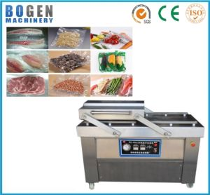 Food Vegetables Fruits Seeds Fish Meat Vacuum Packing Machine pictures & photos