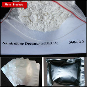 Muscle Bodybuilding Steroid Powder CAS: 360-70-3 Nandrolone Decanoate/Decadurabolin/Durabol Raw Hormone pictures & photos