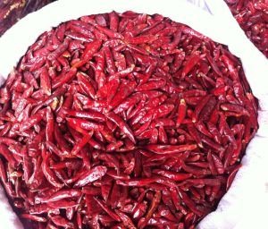 High Quality Dried Red Hot Chilli pictures & photos