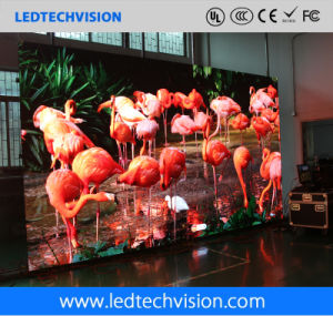 4k HD Television Indoo Fixed or Rental Projects (P1.5mm, P1.6mm, P1.9mm, P2.0mm)