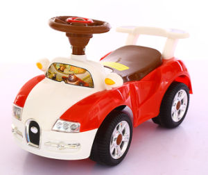 Kids Swing Car with Music Baby Electric Car Toys pictures & photos