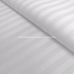 100% Cotton High Quality Satin Fabric for Hotel pictures & photos