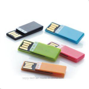 Full Capacity Custom Logo Mini USB Flash Drive pictures & photos
