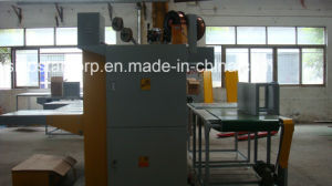 High Speed Double Servo Semi-Automatic Cardboard Box Stitcher for Carton Box pictures & photos