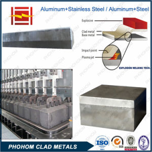 Aluminium Stainless Steel Transition Insert for Aluminium Smelter pictures & photos