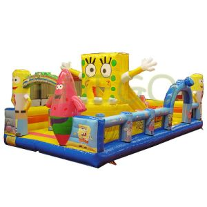 Finego Colorful Bouncer for Sale Jumpers Bounce House pictures & photos
